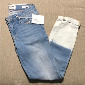 Frame Jeans size 27 NWT